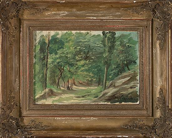 Mariano Vayreda Vila Olot 1823 - 1903 Forest