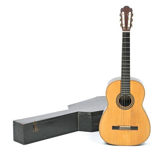 Antonio de Torres Almería 1817 - 1892 Spanish classical guitar