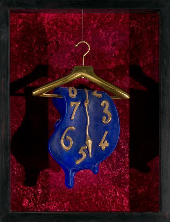 Salvador Dalí Figueres 1904 - Barcelona 1989 Reloj blando