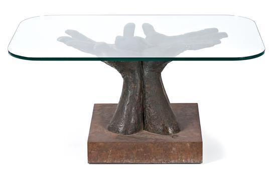 Lorenzo Quinn Roma 1966 Table