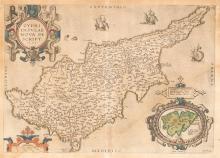 Abraham Ortelius Amberes 1527 - 1598