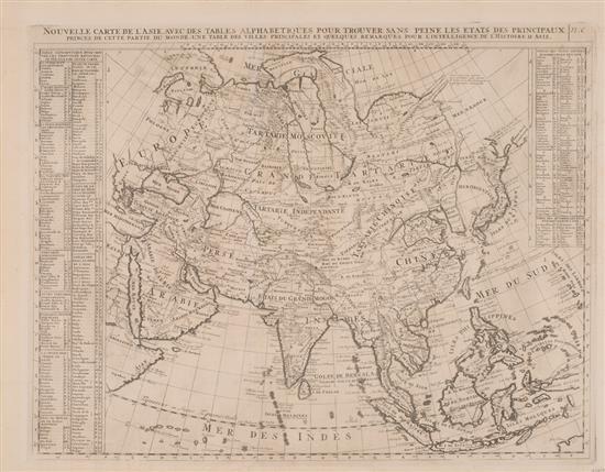 Henri Chatelain París 1684 - 1743