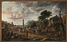 Anton Goubau Amberes 1616 - 1698 Rural View