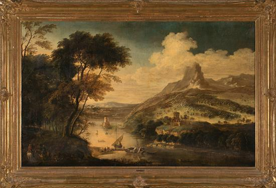 Attributed to Joos de Momper Amberes 1564 - 1635 Landscape