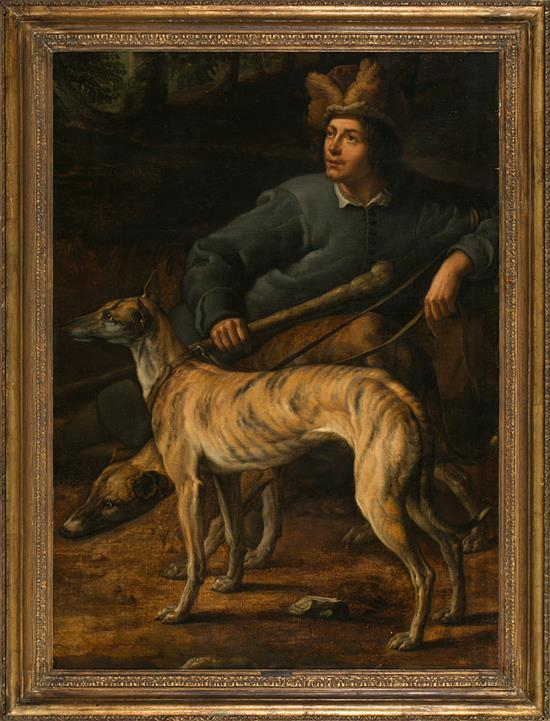 Possibly Flemish School, 18th Century  Hunter