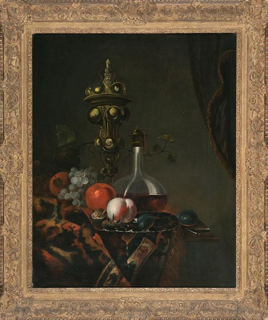 Attributed to George William Sartorius Londres 1759 - 1828 Still Life