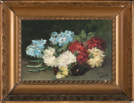 Fernando Martínez Checa Requena 1858 - Baeza 1933 Flowers