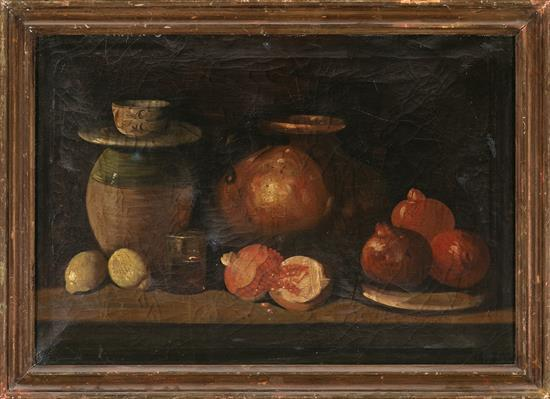 Spanish School, 20th Century  Still Life