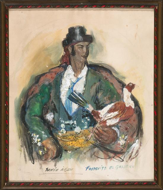 Francisco Soria Aedo Granada 1898 - Madrid 1965