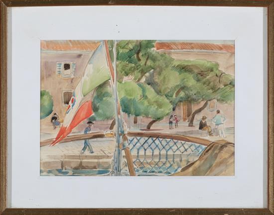 Oleguer Junyent Sans Barcelona 1876 - 1958 Scenes