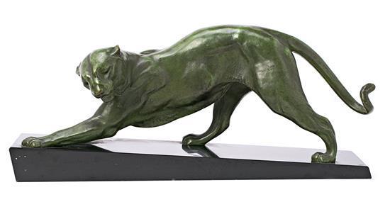 Plagnet Activo en Francia en el primer tercio del siglo XX Panther