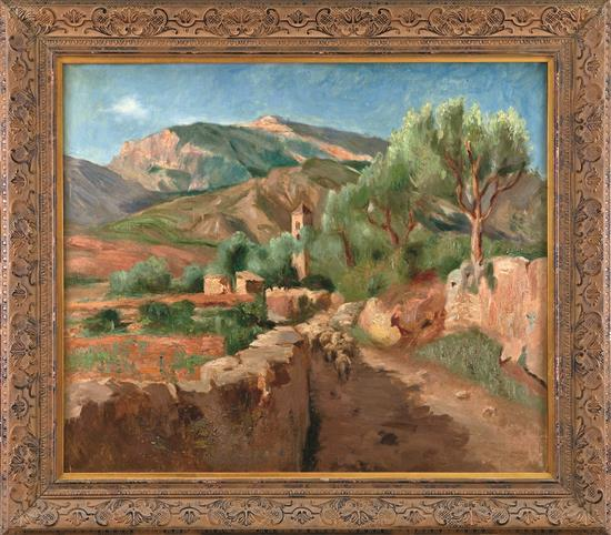 Genís Capdevila Barcelona 1860 - 1929 Rural View