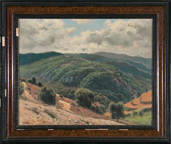 Tomàs Viver Aymerich Terrassa 1876 - 1951 Landscape