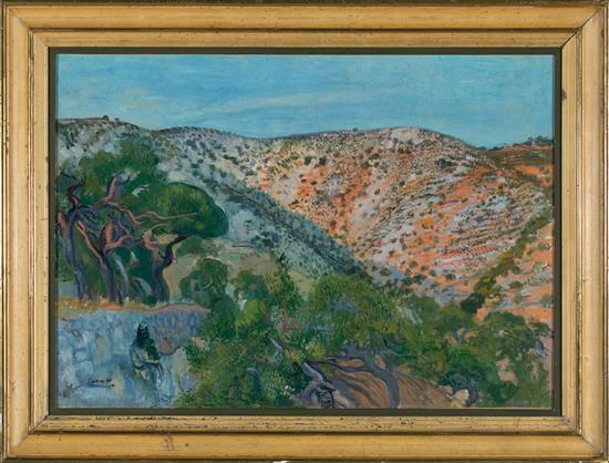 Joaquim Sunyer Sitges 1875 - 1956
