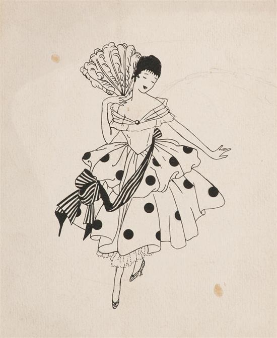 Torres Medina Activo en Cataluña hacia 1915 Ilustraciones Trece dibujos a lápiz y lápiz y tinta sobre papel o cartulina