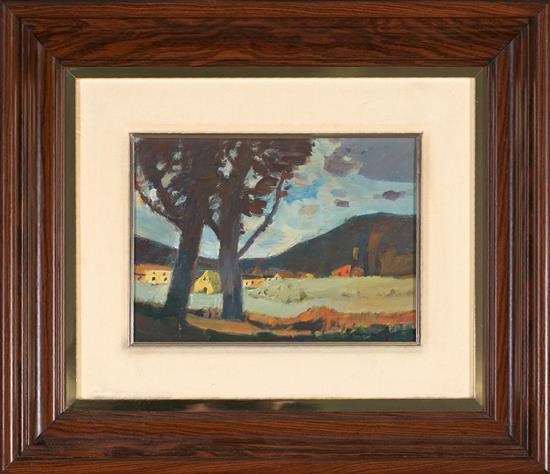 Pere Gussinyé Olot 1890 - 1980 Landscape
