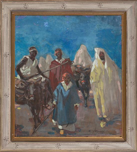 Archibald Stevenson Forrest Londres 1869 - ? 1963