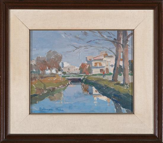 Raimon Roca Vic 1917 - Castellar del Vallès 2013 Landscapes