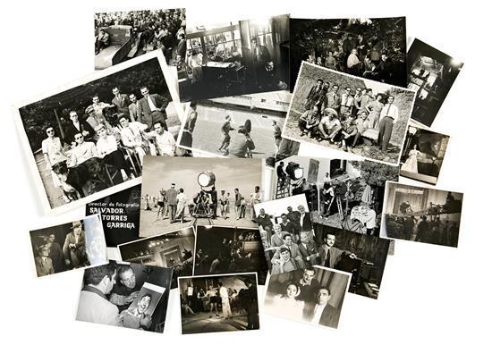 Archivo fotográfico de Salvador Torres Garriga (Barcelona 1911-1964)