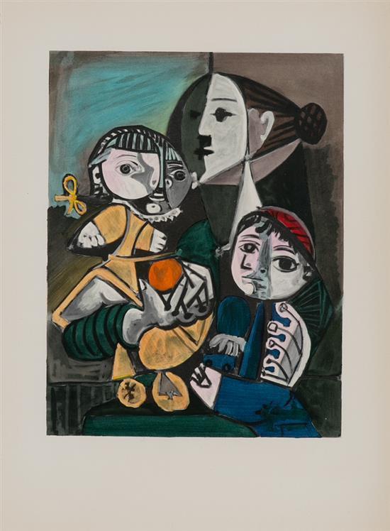 Pablo Picasso Málaga 1881 - Mougins 1973