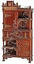 Francesc Vidal Jevellí Barcelona 1847 - 1914. Armario-librería, Francesc Vidal Jevelli, Click for value