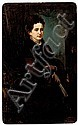 Ramon Martí Alsina Barcelona 1826 - 1894. Retrato de Mariana Jaca Óleo sobre lienzo, Ramon Marti Alsina, Click for value