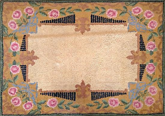 Tapisseries aymat of sant cugat carpet with roses - Alfombras sant cugat ...