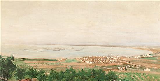 Joan Llaverias, Vilanova i La Geltrú 1865-Lloret de Mar 1938 ,
