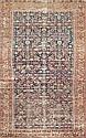 Persian wool rug, 19th century, Damaged , 299x169 cm
