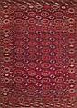 Bukhara wool rug, 19th century, , 325x206 cm