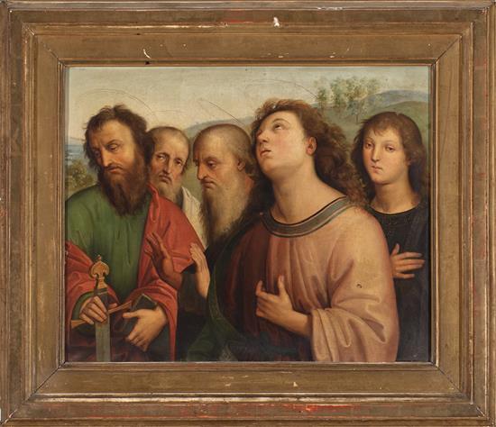 Pelegrí Clavé Barcelona 1811 - 1880 Apostles