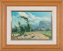 Josep Ventosa Domènech Barcelona 1897 - Port d'Andratx 1982 Landscapes