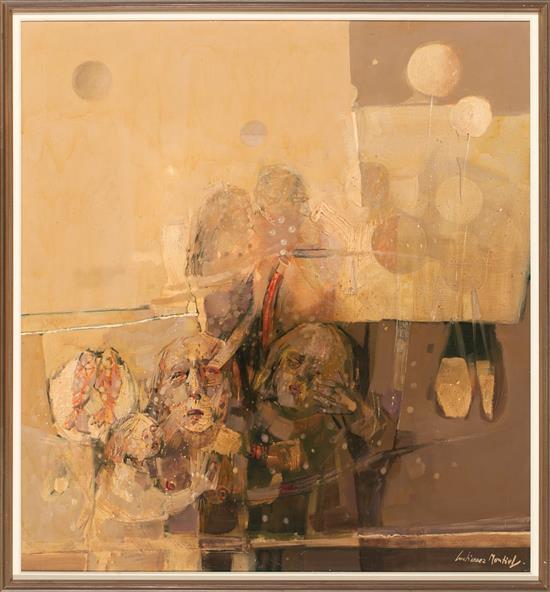 Juan Gutiérrez Montiel Jerez 1934 - Tres Cantos 2008