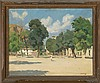 Ramón Sanvisens Barcelona 1917 - 1987 Rural view, Ramon Sanvisens Marfull, Click for value