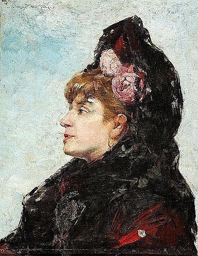 Francesc Torrescassana (Barcelona, 1845-1918) Una