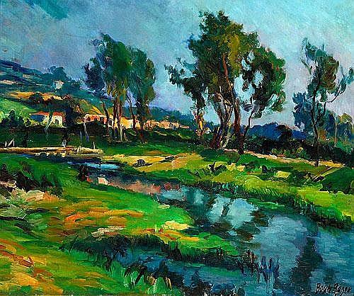 Emili Bosch Roger (Barcelona, 1894-1980) Vista