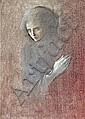 Montserrat Gudiol (Barcelona, 1933) Una joven (A, Montserrat Gudiol, Click for value
