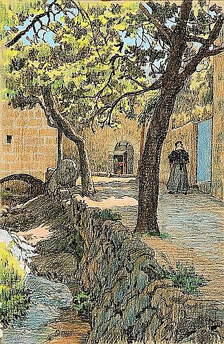 Alexandre Cardunets (Barcelona, 1871-1944) Una
