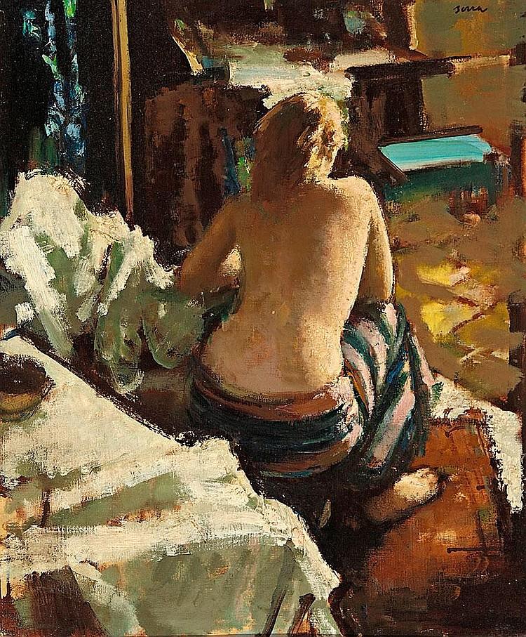 Francesc Serra Castellet (Barcelona, 1912-Tossa de Mar, 1976)