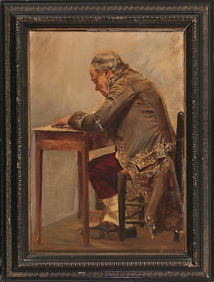 José Gallegos Arnosa Jerez de la Frontera 1857 - Anzio 1917