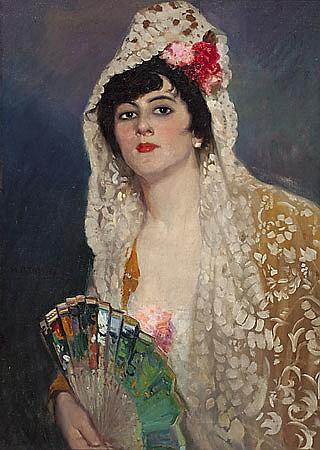 Manuel Benedito Vives Valencia 1875- Madrid 1963