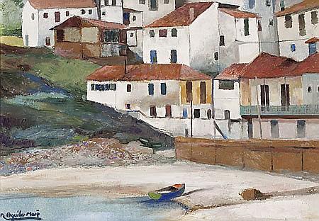 Ramón Aguilar Moré Barcelona 1924 Tazones Óleo sobre lienzo