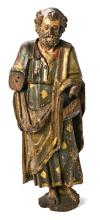 Spanish School, 16th Century  Saint, probably St. Peter