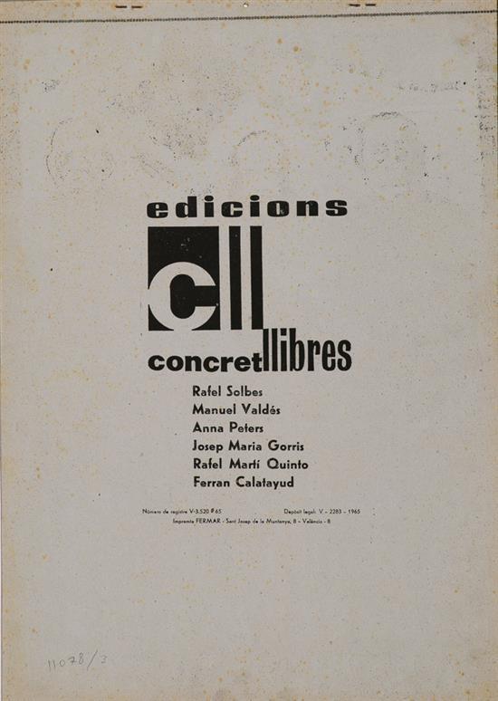 Calendario 1968.Estampa Popular De Valencia 1964 1968 Calendario Del Ano 1
