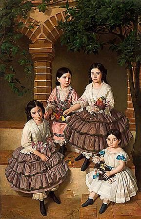 Joaquim Espalter Rull Sitges 1809 - Madrid 1880