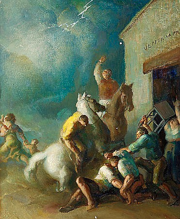 Vicente navarro y romero works on sale at auction biography invaluable - Vicente navarro valencia ...