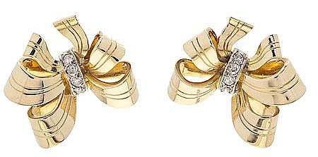 Manuel Capdevila Massana (Barcelona 1910-2006) Earrings