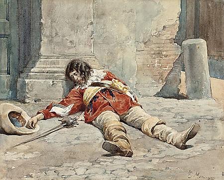 Tomás Morgas Barcelona 1837-1906