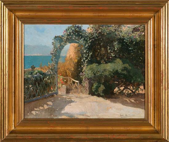 Luis Bertodano Madrid ca. 1862 - ? Bay of Palma de Mallorca