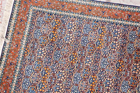 Alfombras persa en lana del segundo tercio del siglo xx - Alfombras persas barcelona ...